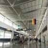 マイルの特典航空券で世界一周の旅にでております@Washington Dulles空港にて