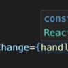 TypeScriptでReactコンポートを作成する