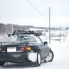 ハードトップにスキーを載せたロードスターで冬の北海道ペアスキー旅行へ行く!(富良野スキー場)←題名がなげぇ