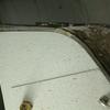 1971 マスタングマッハ1 右デッキショルダーの型づくり