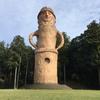 【茨城の観光スポット】くれふしの里「古墳公園」の3つの魅力!「巨大はにわ」出現でビックリした話!