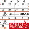 """【朗報】日本政府「正月休みを""""1月11日""""までにしてください」コロナ対策の為にガチで要請へ"""