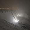 津軽ダム(夜の部)