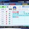 パワプロ2019作成 サクセス 鏡空也(外野手)