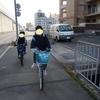 小籠包をダシに子供とサイクリング