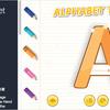English Alphabet Tracing A-Z アルファベットをなぞって覚える「学習系アプリ」の完成プロジェクト