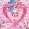 桜ミクが2021年弘前さくらまつりとコラボ、コラボイラストが公開。工藤パンやタムラファームとのコラボも発表