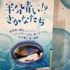 2018/8/15 テーマ水槽「半分青い!?さかなたち」