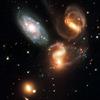 ザ・サンダーボルツ勝手連 [Another Fogged Image of Stephan's Quintet ステファンの五重奏団のもう一つのぼやけたイメージ]