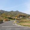 解除前の琴石山と解除後の莇ヶ岳