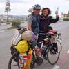 世界一周77日目  エストニア(28)  〜憧れの自転車世界一周旅人と。〜