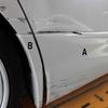 ヴェルファイア(スライドドア・クォーター)ヘコミ・キズの修理料金比較と写真 初年度H24年、型式AHN20W