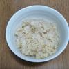 初めて、「玄米」を炊く。子どもたちの反応はいかに?