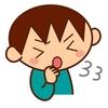台風が近づくと気圧の変化で頭痛がするんだけど3歳の甥っ子は咳が出るらしい....何か原因があるの?