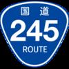 No.140 国道245号