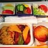 飛行機で特別食を頼んでみた