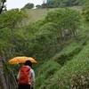 雨の剣山遊山 幸福とは