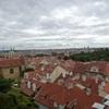 【チェコ旅行記】プラハ〜天文時計〜カレル橋〜プラハ城とオレンジの街並み