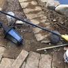 ガーデンライトの修理