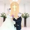 結婚式当日、午前編