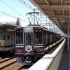 32.阪急8000系30周年記念列車第2弾の8000Fを撮影する