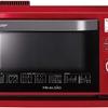ウォーターオーブンで脱油、減塩調理 シャープ スチーム オーブンレンジ ヘルシオ AX-CA400-R
