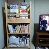 こどもの本棚を断捨離しました。