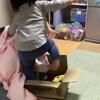 科学のために、牛乳をぶちまける - 年子育児日記(3歳4ヶ月,1歳10ヶ月)