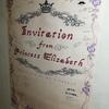 エリザベス姫からの招待状『Invitation from Princess Elizabeth』の感想