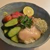 cooking・・・3日分の夕食