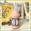 桜あま酒を引き寄せた