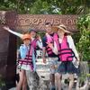 ファミリーで楽しむコーラル島体験ダイビング☆