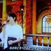 【動画】松たか子がMステ(11月24日)に出演!「明日はどこから」を熱唱!