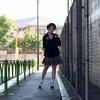 秋津穂乃華さん 2012/12 都内にて(その4)