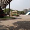 萩中公園、ガラクタ公園やプール、野球場を備えた交通公園