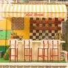 バリ島㉑ 【MOTEL MEXICOLA】スミニャックは可愛いカフェがいっぱい!