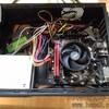 初心者ハナさんがAMD Ryzen 5 2400Gで初自作パソコンを組み立てたよ