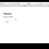 mBaaSを使ってWebアプリケーションを作ろう