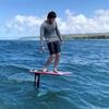 No.093🌴You Tube🌴     Keahi de Aboitiz    Hydrofoil Surf Heaven in Hawaii