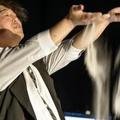 【飛鳥Ⅱサンドアート公演】素晴らしい写真家のお二人に撮影していただきました!