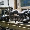#バイク屋の日常 #スズキ #GSR250 #レッカー #復活