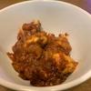 200627【食】チキンとトマトのブラックペッパー炒め