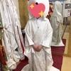 結婚式の衣装選びに行ってきました