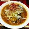 【今週のラーメン446】 麺一盃 (大阪・塚本) 特濃味噌魚介 大盛