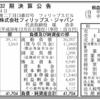 株式会社フィリップス・ジャパン 第32期決算公告