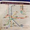 ブダペストの市内の交通機関について(乗車券、乗り方、地図)