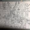 イラスト描いてる友人とブログ書いてる僕のコラボ