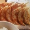 餃子好きなので・・・夏こそ京都タワーサンドの「ぎょうざ処 亮昌」にて餃子の夕飯