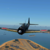 惑星WTの新機体「零式艦上戦闘機52型 丙(A6M5 Hei)」の紹介