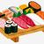 寿司の自由について